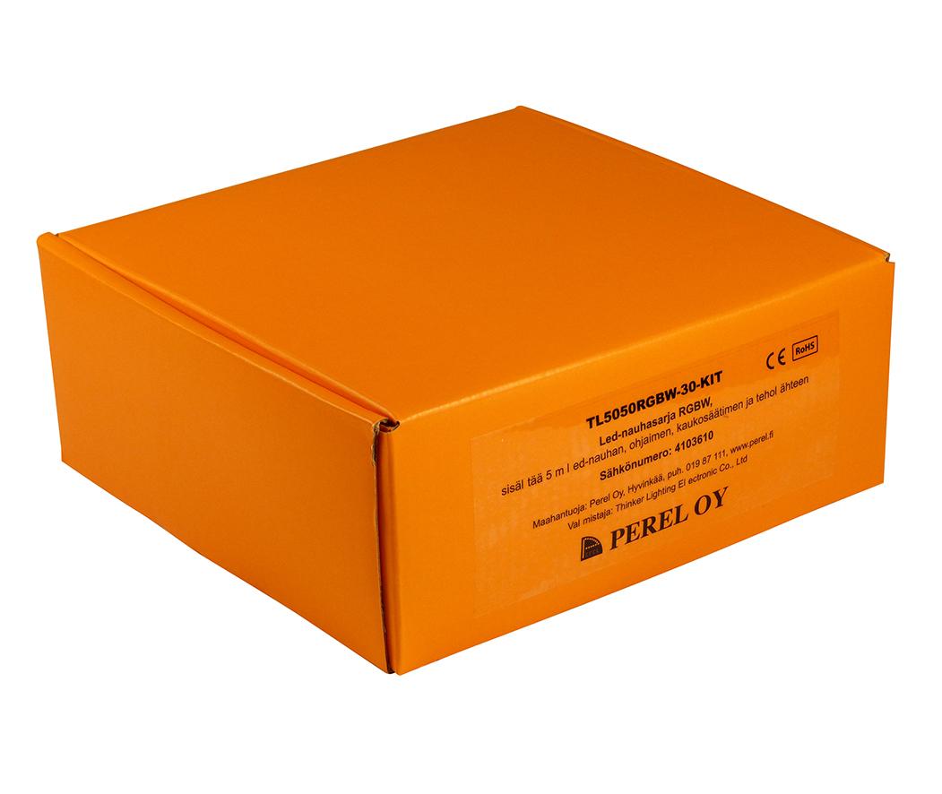 Lednauhasarja RGBW 12V 5m