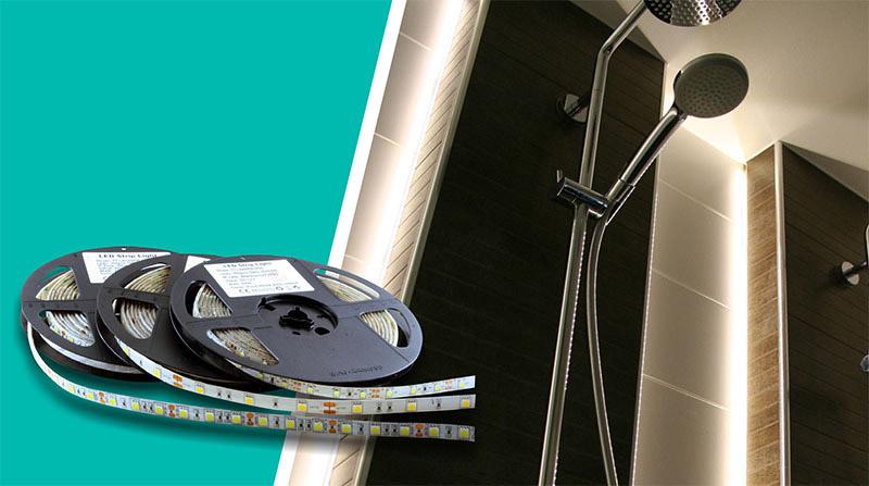 Lednauha RGB 5m 24V 14,4W/m IP63/65