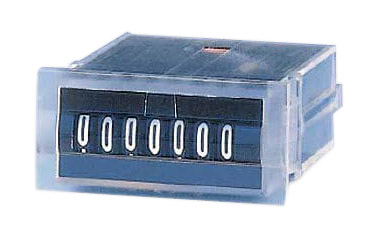 Mekaaninen pulssilaskuri, paneelias