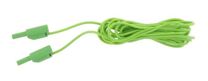 Testijohto vihreä 4m A1012
