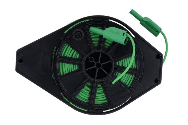 Metrel Johtokela vihreä 50m A1510