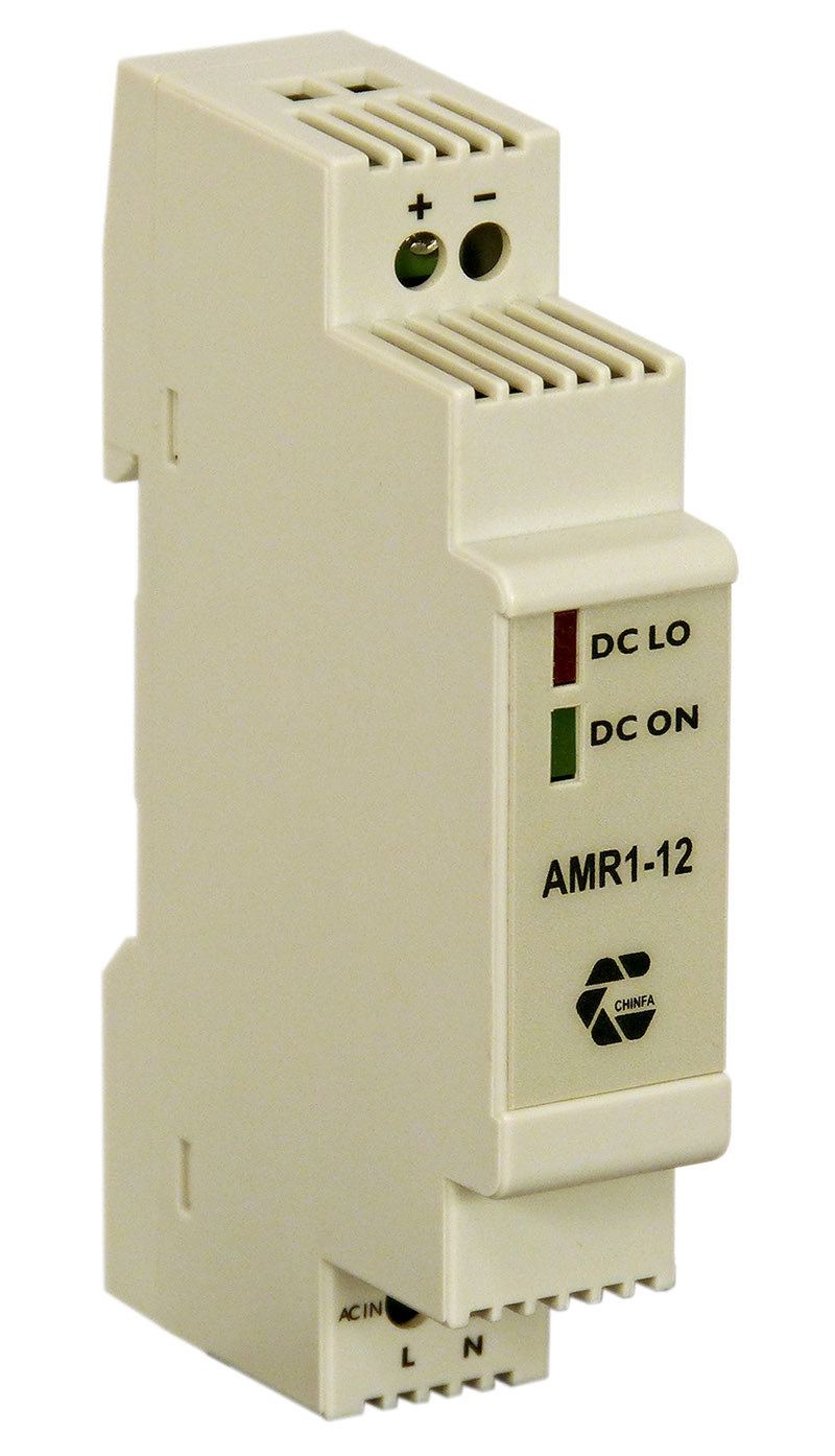 90-264Vac/12Vdc,0,83A,Teholähde