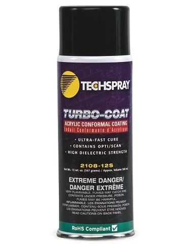 Techspray Turbo-Coat 355 ml