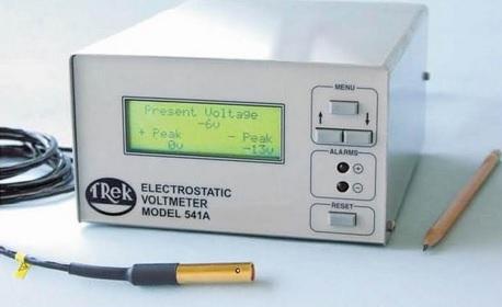 Trek elektrostaattinen jännitemitt.