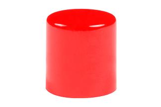 Nikkai painike 8mm punainen