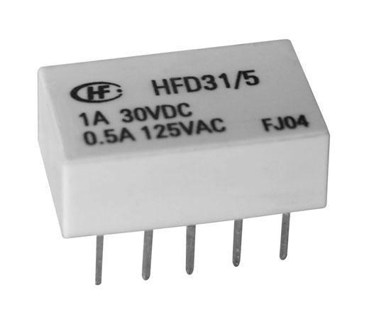 Rele 12VDC  Kontakti: 2C 30VDC/1A