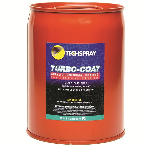 Techspray Turbo-Coat 3,8L Acrylic