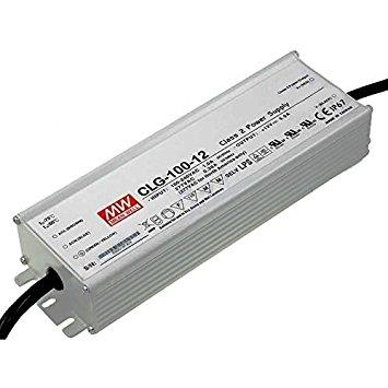 90-295 VAC/12VDC 132W 11A IP67