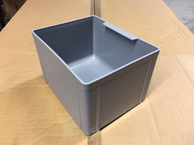 Variobox 174x137x110mm ei ESD POIST