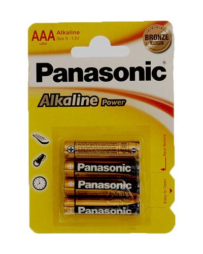 Panasonic Powerline LR03 AAA 4kpl