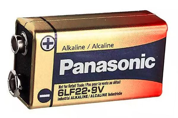 Panasonic Standard Power 9V