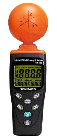Tenmars RF-kentän mittari