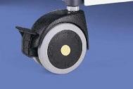 Smaract ESD-pyöräsarja 80mm (4kpl)