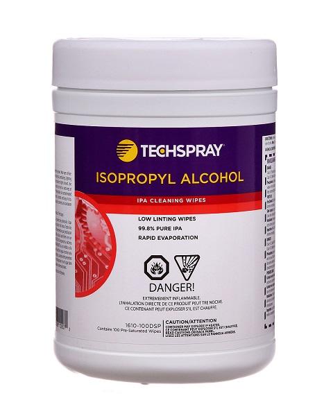 Techspray IPA-liina, 100 kpl