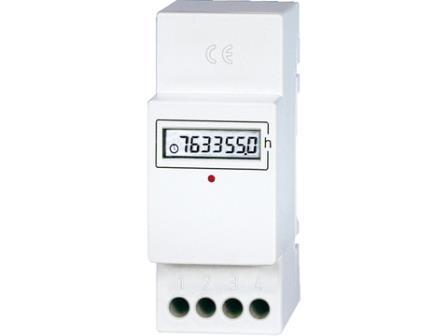 Pulssilaskuri, +12-150VDC/24-240VAC