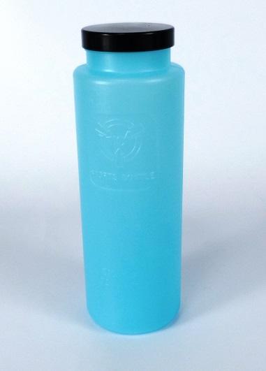 ESD pyöreä pullo korkilla 900 ml
