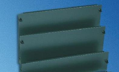 """19""""paneeli 21U musta (1kpl) pikakii"""