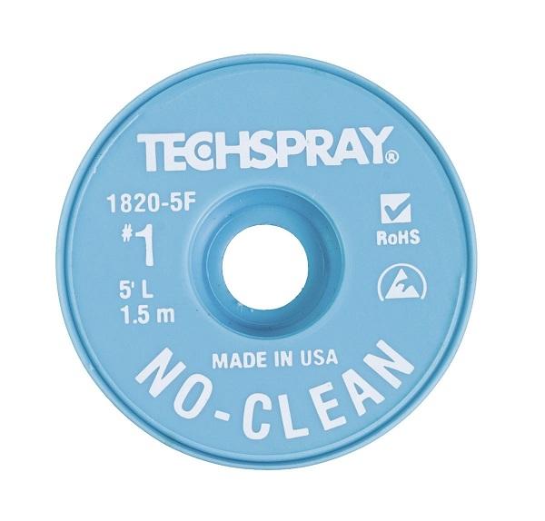No-Clean Wick 0,9mm/1,5m