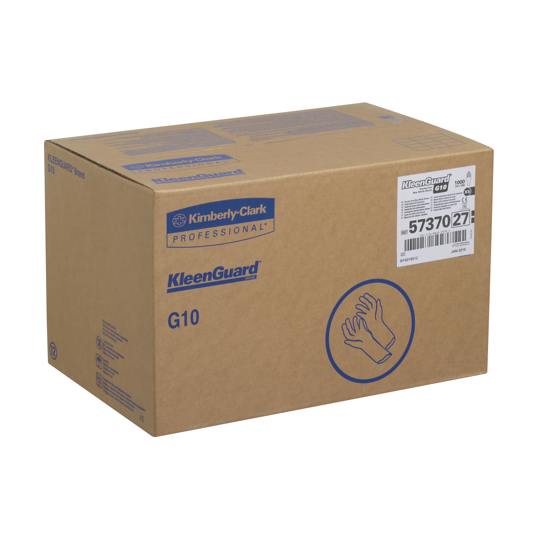 Nitriilikäsine:G10Blue/L/1000kpl