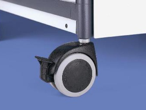 DoubleProRack pyörät 50mm (4kpl)