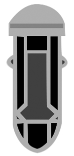 Led T-4.5 24-28VDC vihreä