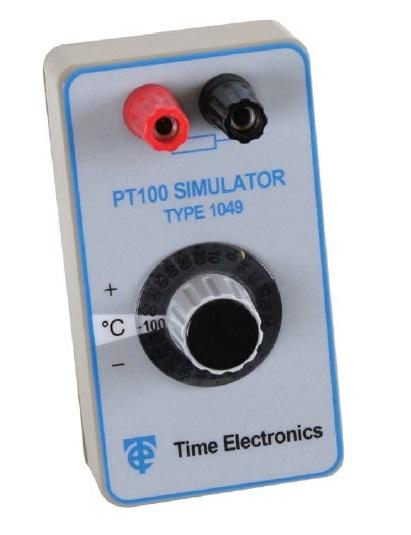 Time Pt-100 -simulaattori