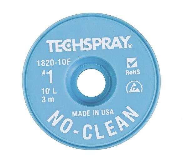 No-Clean Wick, 0,9mm/3m