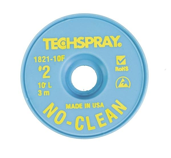 No-Clean Wick, 1,4mm/3m