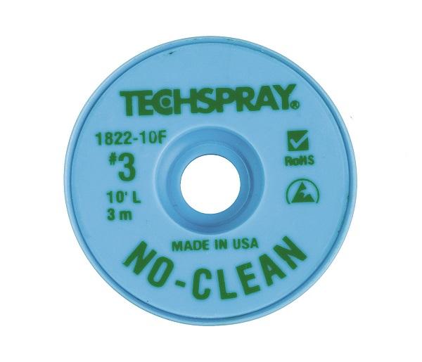 No-Clean Wick, 1,9mm/3m