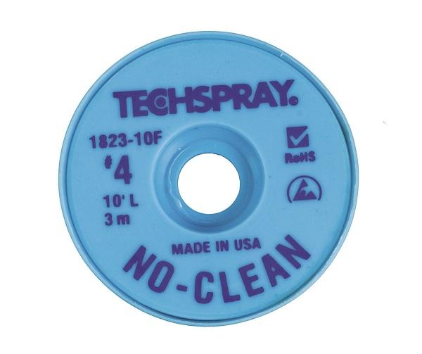 No-Clean Wick, 2,5mm/3m
