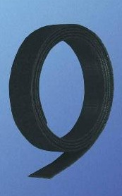 Velcro-tarranippuside (1m)