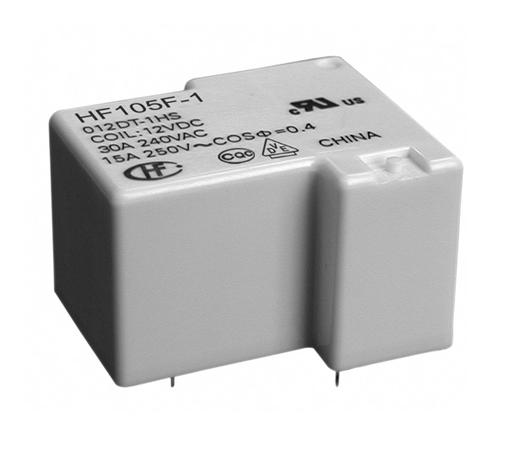 Rele 24VDC Kontakti: 1H 240VAC/30A