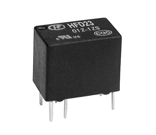 Rele 12VDC  Kontakti: 1C 30VDC/1A