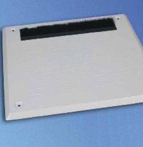 Pohjalevy S800 kaapeliaukolla