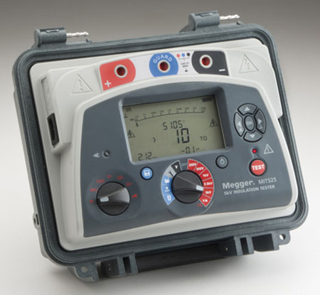 Megger Eristysvastusmittari 5 kV