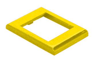 ;Nikkai kehys keltainen