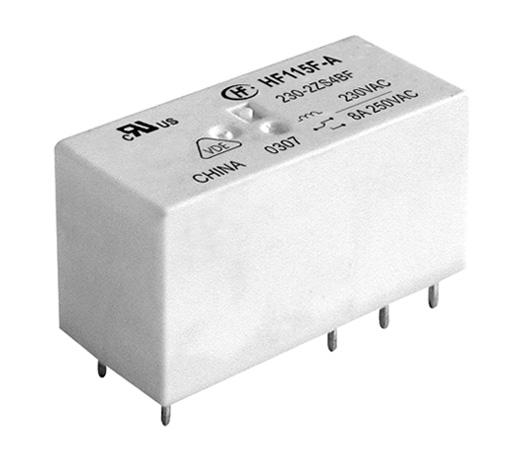 Rele 230VAC Kontakti:2C 240VAC/2x8A