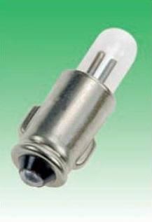Lamppu BA7S 6V 100mA 7x23mm