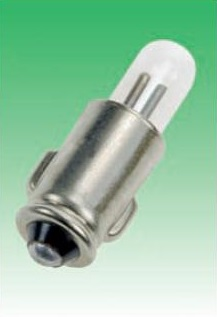 Lamppu BA7S 7x23mm 24V 25mA