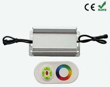 RGB-ohjain upotettavalle RGB spot