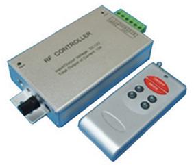 RGB-ohjain audio-ohjattava 12V