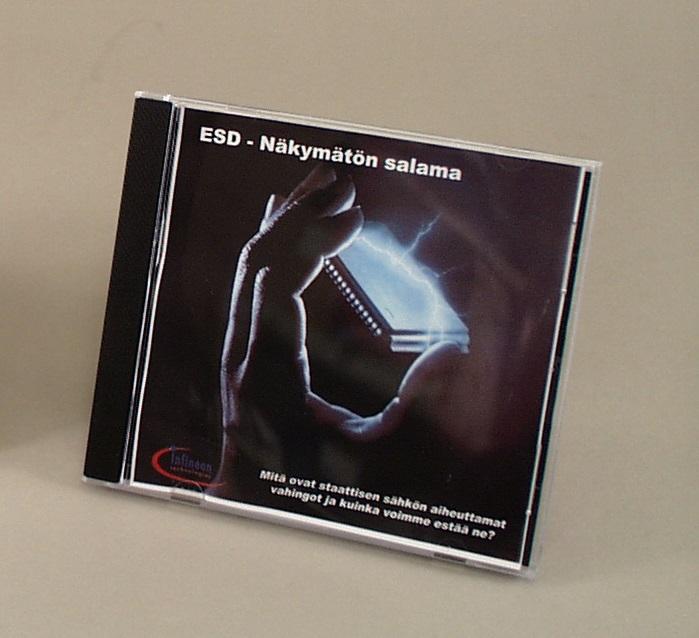 ESD-Näkymätön salama CD 13 min