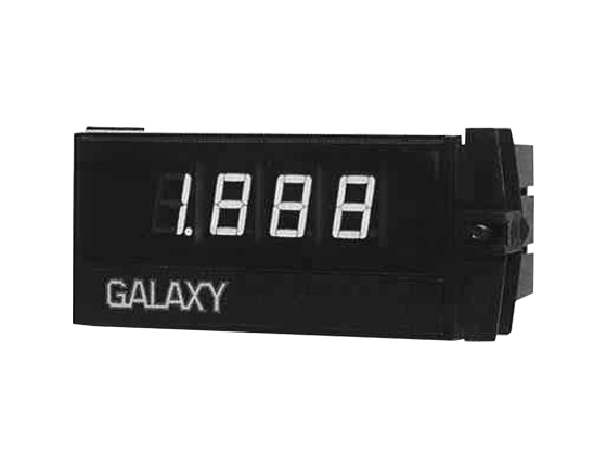 Galaxy mittari, 4-20mA-DC, 0-10V-DC