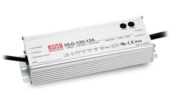 90-305VAC 12VDC 10A 120W
