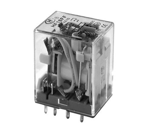 Rele 240VAC Kontakti:4C 250VAC/4x5