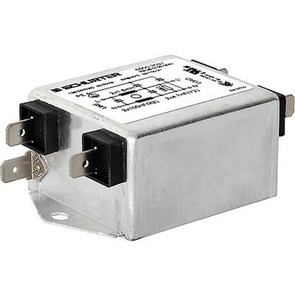 Suodatin,build-in,1-vaihe,20A/250V