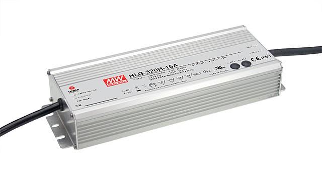90-305VAC/24VDC 13,34A 320W