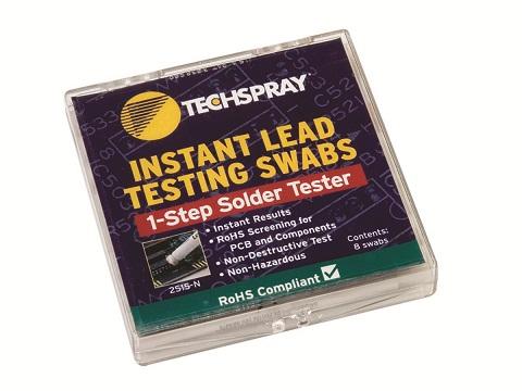 Instant Lead Testing Swabs/8 kpl