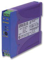 90-265VAC / 15VDC 1,2A, 18W, Teholä
