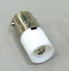 Led Ba9s 6V DC valkoinen Rohs